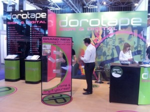 Doro Tape saw success at SDUK 2012